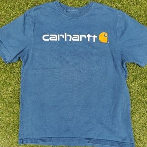 Carhartt Spell Out Basic Graphic Shirt Medium